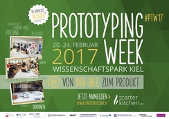 Prototyping Week 2017 - Plakat
